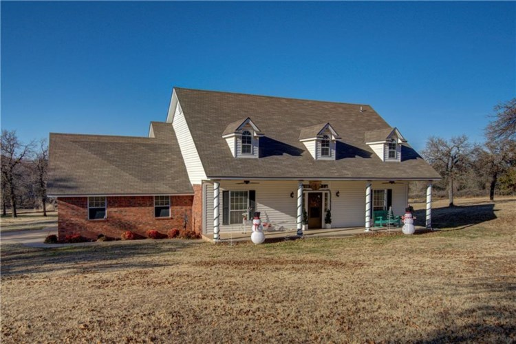 12905 KERNS RD, Newalla, OK 74857