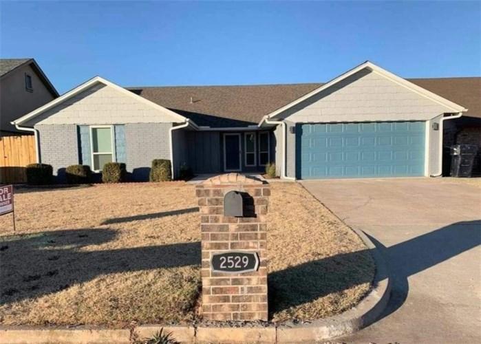2529 SW 102ND ST, Oklahoma City, OK 73159