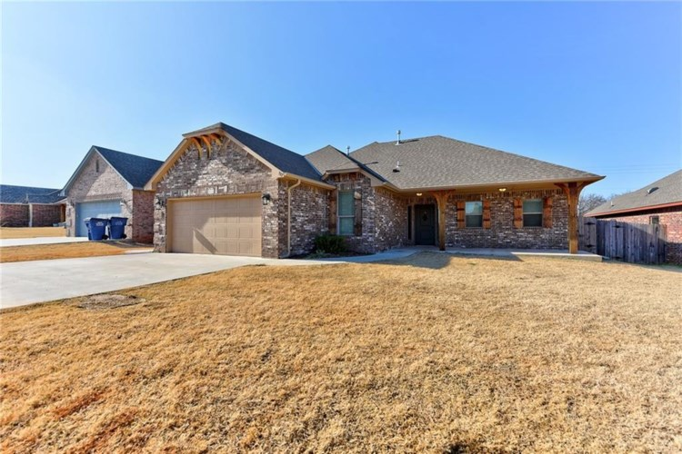 317 TIMBER LN, Harrah, OK 73045