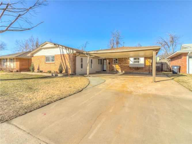 8133 NW 28TH TER, Bethany, OK 73008