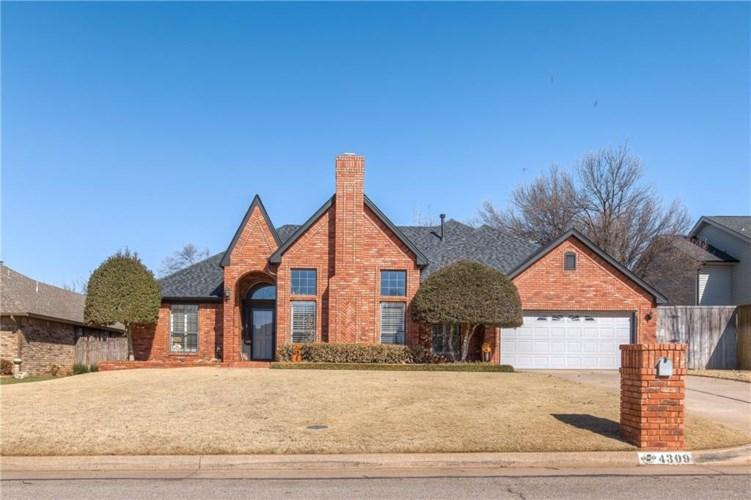 4309 RANKIN RD, Oklahoma City, OK 73120
