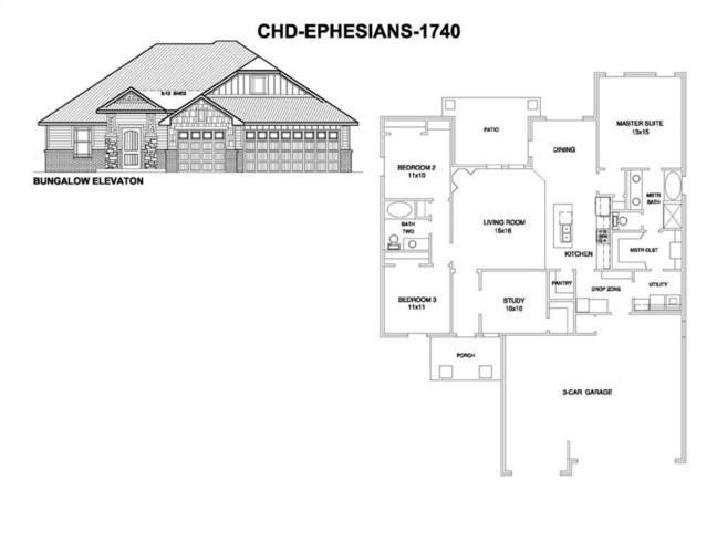 2305 CREEKSIDE CIR, Moore, OK 73160