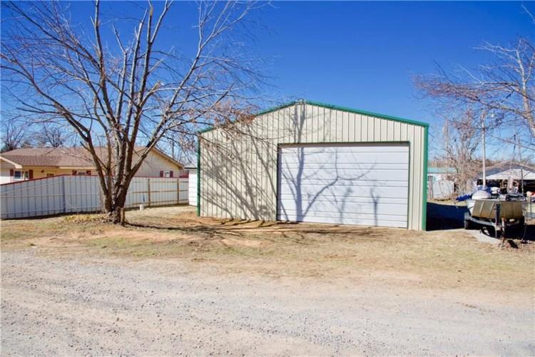MORAN, Fort Cobb, OK 73038