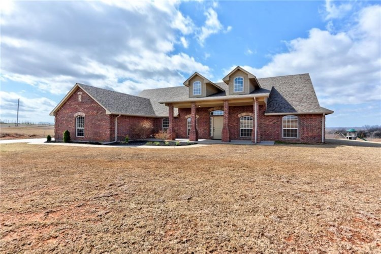 19785 CANYON ROCK RD, Purcell, OK 73080