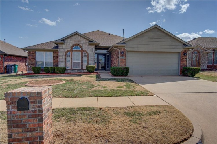 2308 NW 160TH PL, Edmond, OK 73013