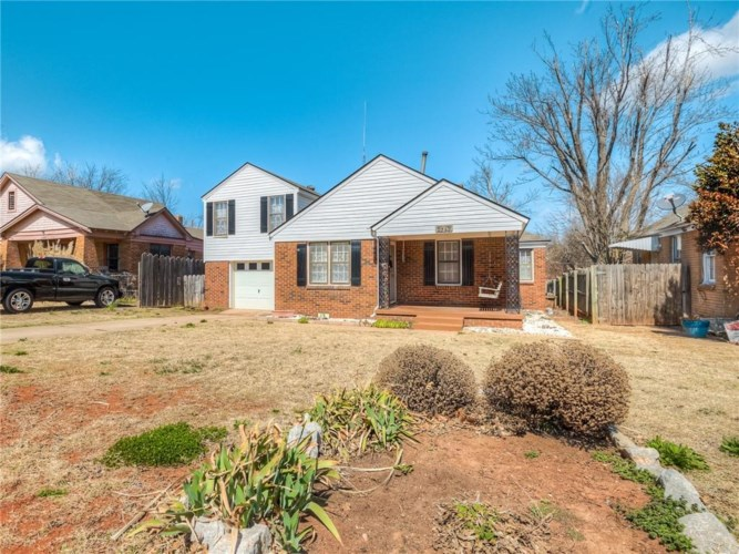 1717 NW 35TH ST, Oklahoma City, OK 73118
