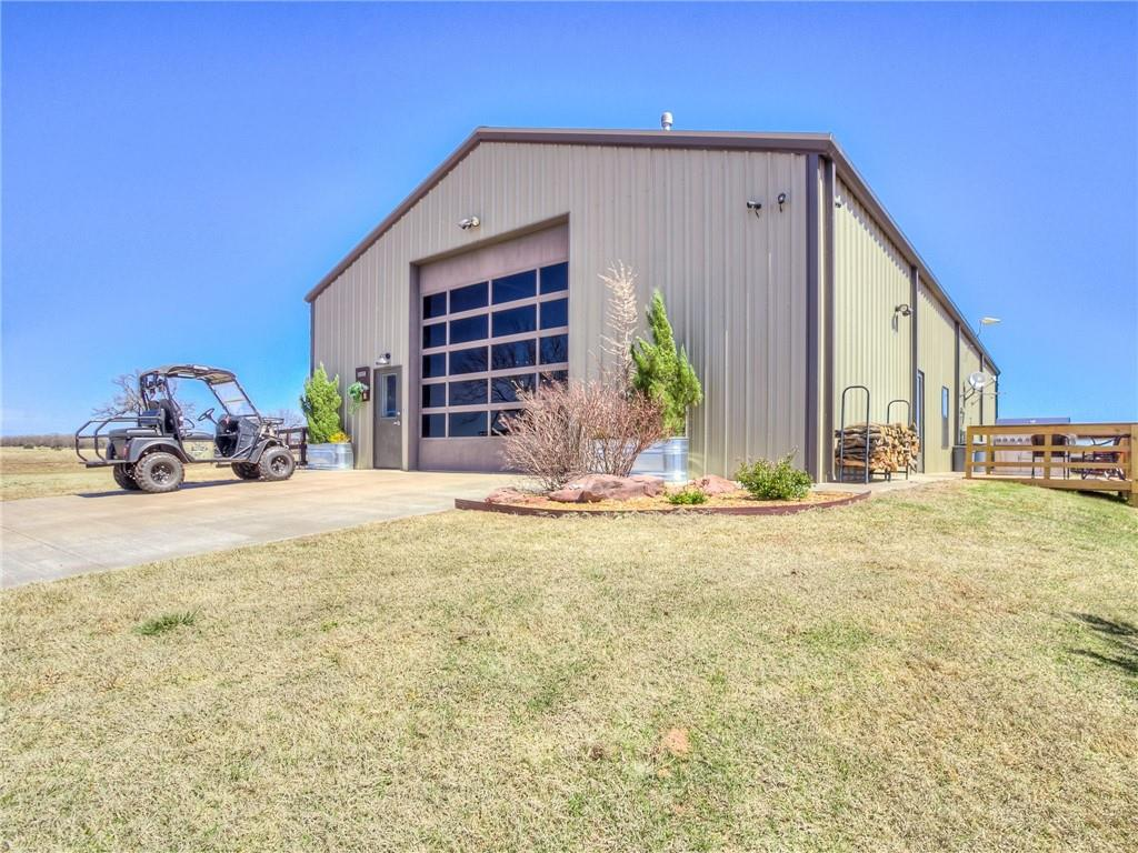 18650 E SIMMONS RD, Luther, OK 73054