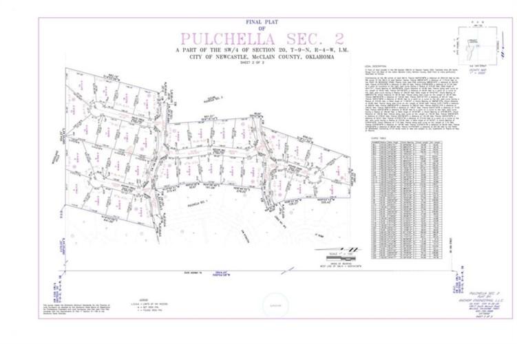 PULCHELLA SEC 2, Newcastle, OK 73065