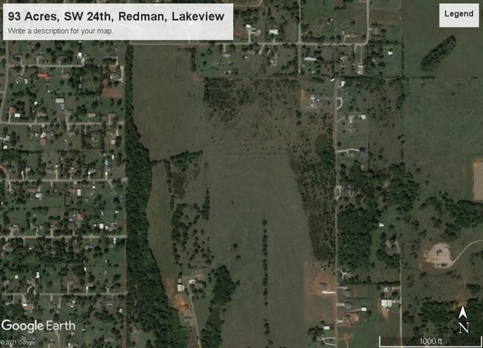 00 SW 24TH/LAKEVIEW/REDMAN ST, Newcastle, OK 73065