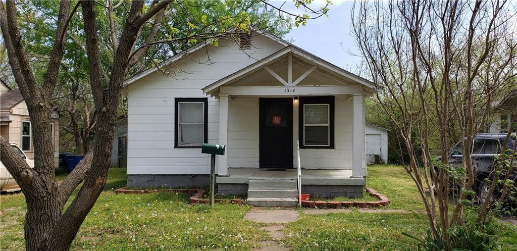 1314 N COOLIDGE ST, Seminole, OK 74868