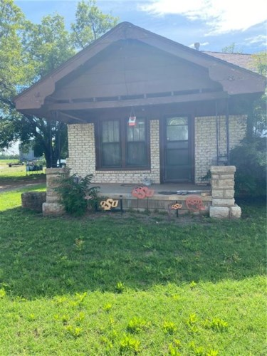 426 S FIRST ST, Mountain View, OK 73062