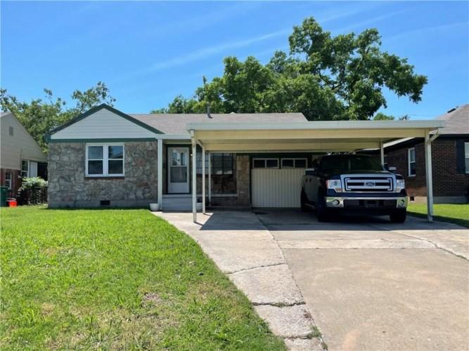 3809 N HARTFORD ST, Oklahoma City, OK 73112