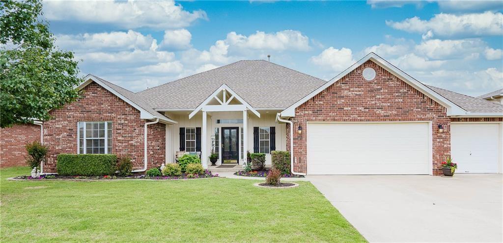 9505 HONEYSUCKLE RD, Oklahoma City, OK 73159