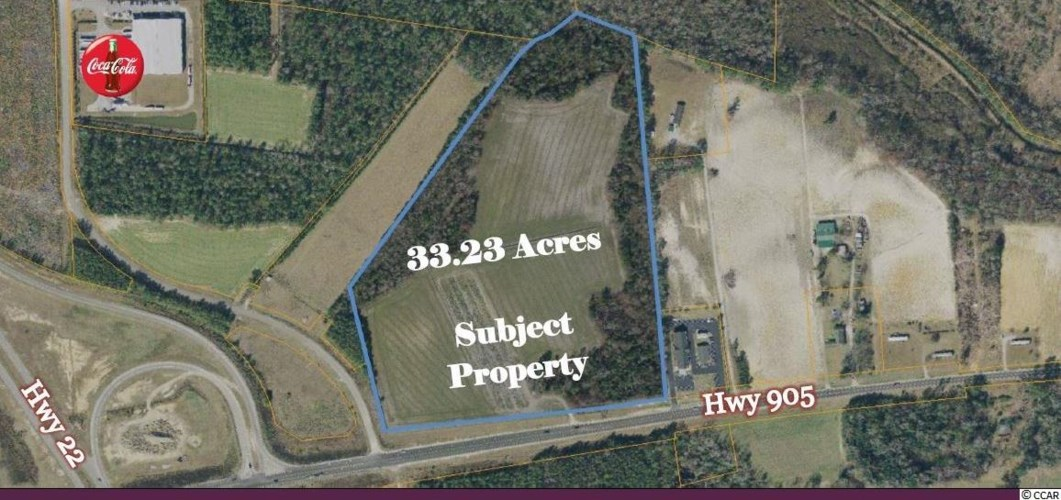 33.23 Ac Highway 905, Conway, SC 29526