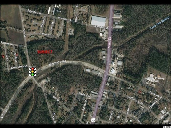 TBD Mill Pond Rd., Conway, SC 29527