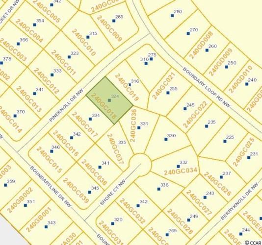 324 NW Pineknoll Dr., Calabash, NC 28467