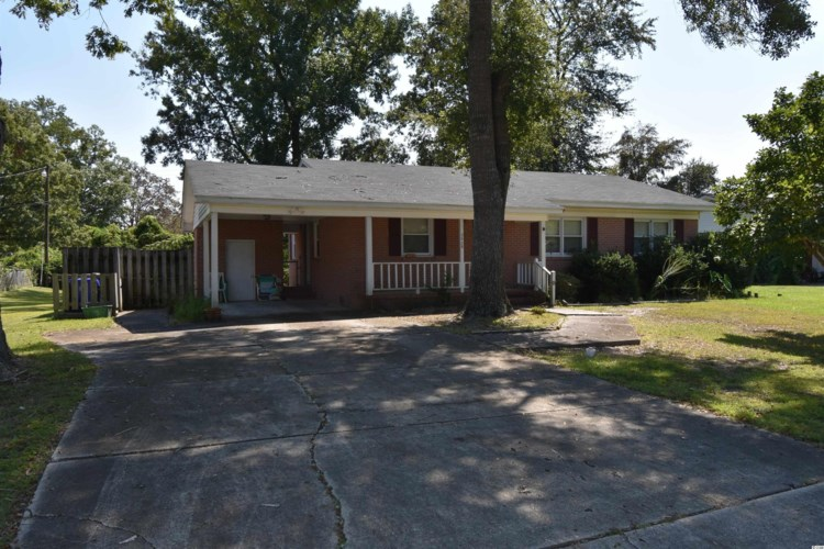 2526 Aaron St., Conway, SC 29526