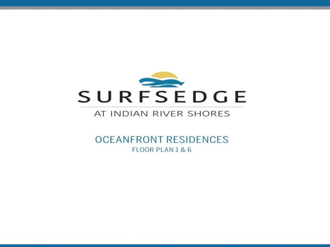 950 Surfsedge Way  #301, Indian River Shores, FL 32963