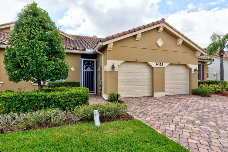 6355 Oxford Circle  #103C, Vero Beach, FL 32966