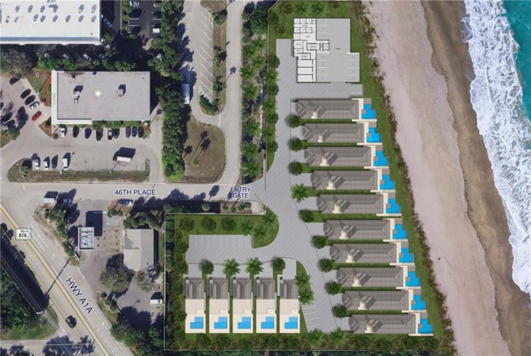 805 46th Place E  #2N, Vero Beach, FL 32963