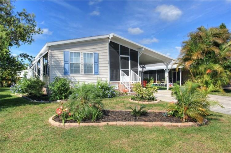 810 Wren Circle, Barefoot Bay, FL 32976