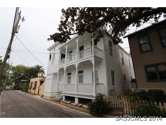 226 Charlotte St, St Augustine, FL 32084