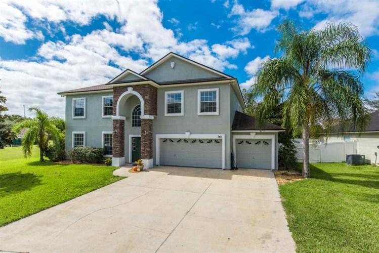 740 E Red House Branch Rd, St Augustine, FL 32084
