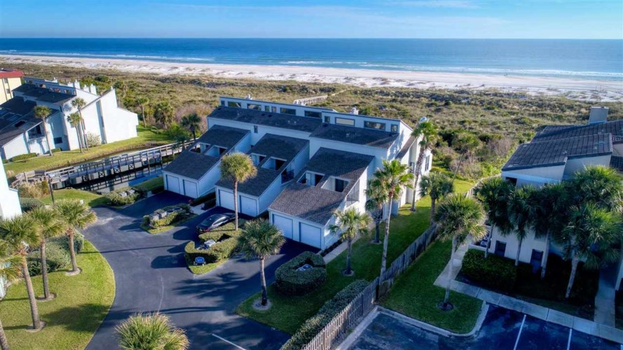 890 A1A Beach Blvd + GARAGE Unit 47, St Augustine Beach, FL 32080