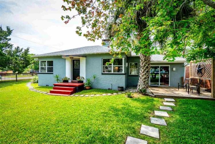 59 Menendez Road + Apartment, St Augustine, FL 32080
