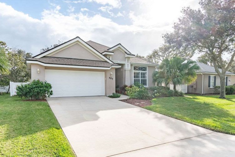 407 Ocean Breeze Ln, St Augustine, FL 32080