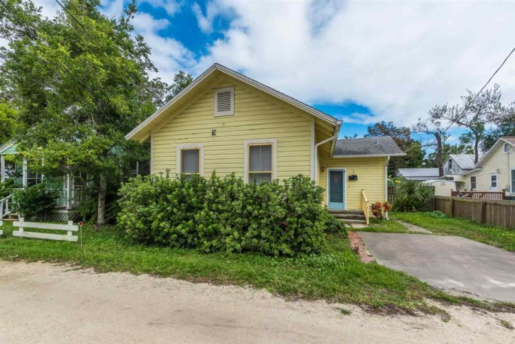 7 and 7 1/2 DuPont Lane, St Augustine, FL 32084