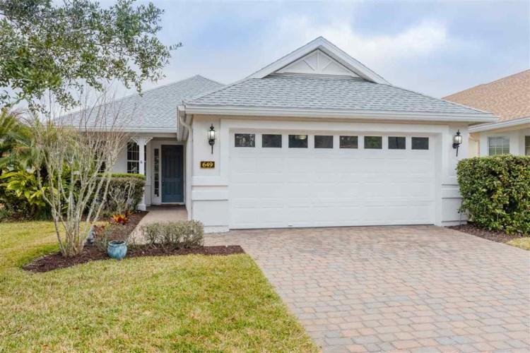 649 CopperHead Circle, St Augustine, FL 32092