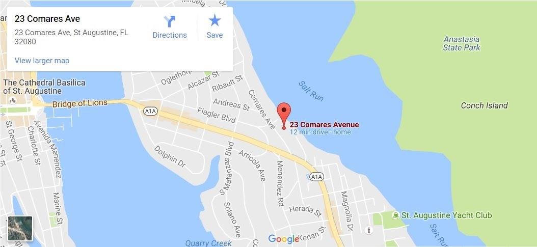 23 unit 13 Comares, St Augustine, FL 32080