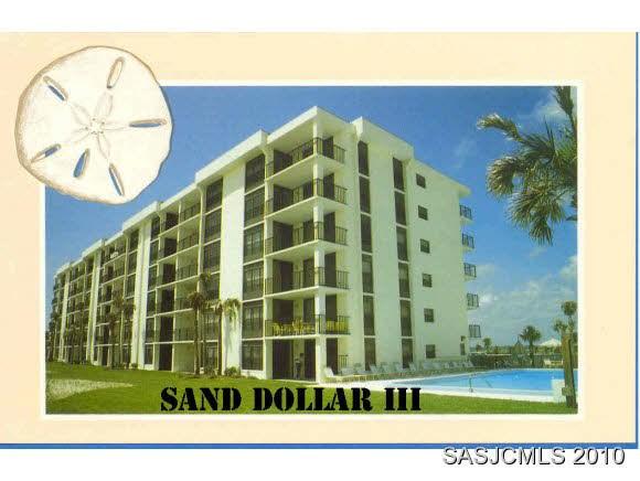 8050 A1A S. -SAND DOLLAR3-106, St Augustine, FL 32080