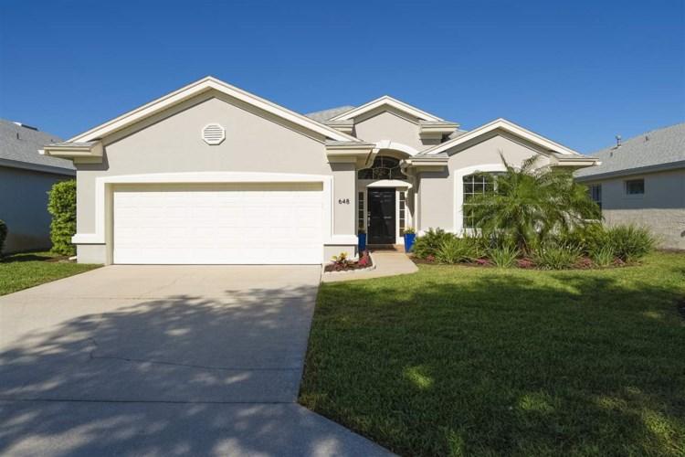 648 Casa Fuerta Lane, St Augustine, FL 32080