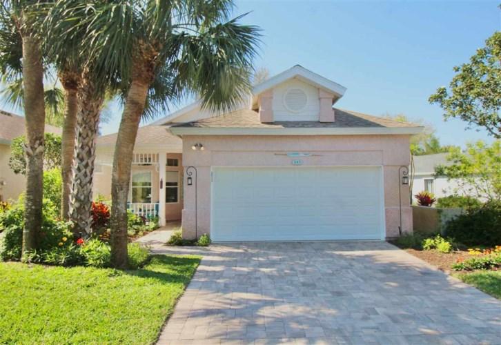 243 Joey Dr, St Augustine, FL 32080