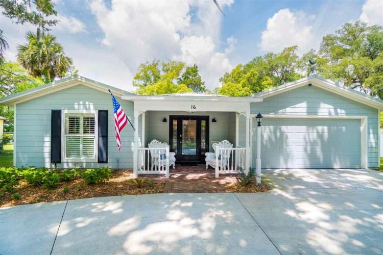 16 Magnolia Ave, St Augustine, FL 32084
