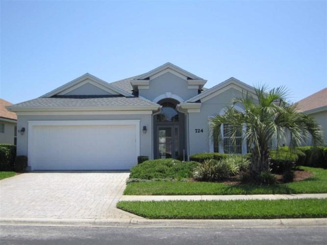 724 El Vergel Ln, St Augustine, FL 32080