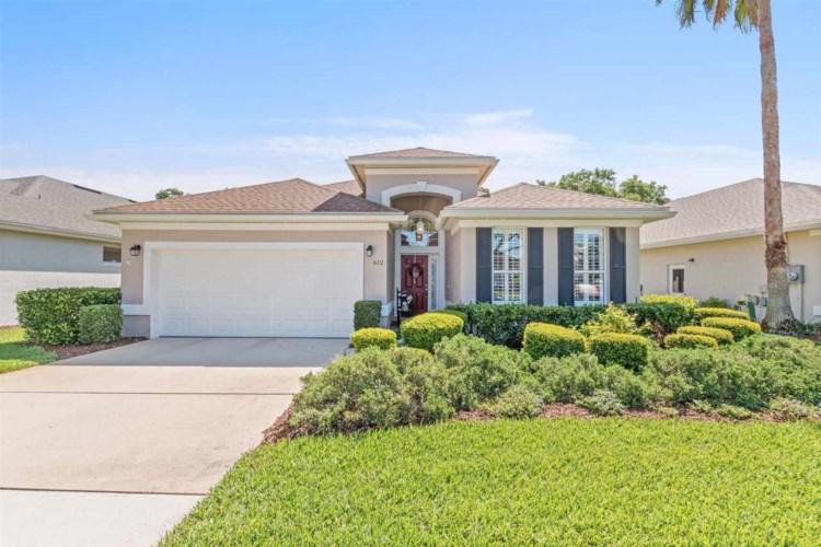 612 Casa Fuerta Ln, St Augustine, FL 32080