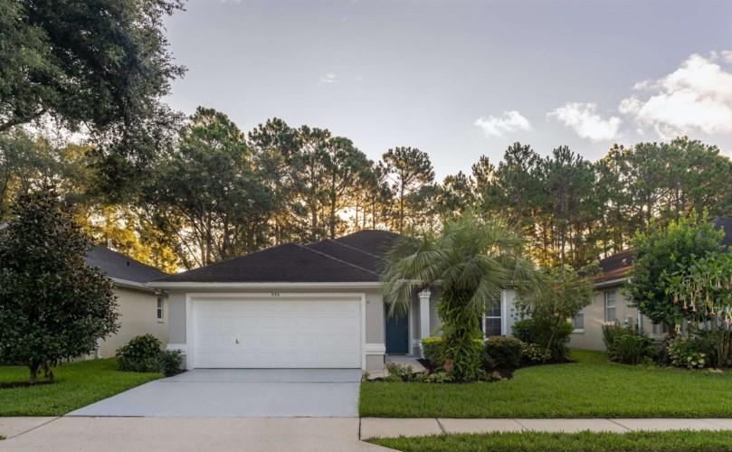 536 Boxwood Pl, St Augustine, FL 32086