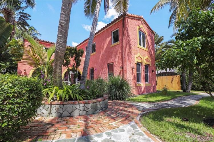 2464 Prairie Ave, Miami Beach, FL 33140