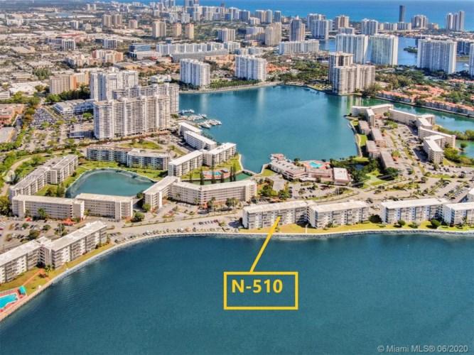2920 Point East Dr  #N510, Aventura, FL 33160