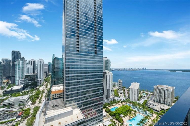 1451 Brickell Ave  #3802, Miami, FL 33131