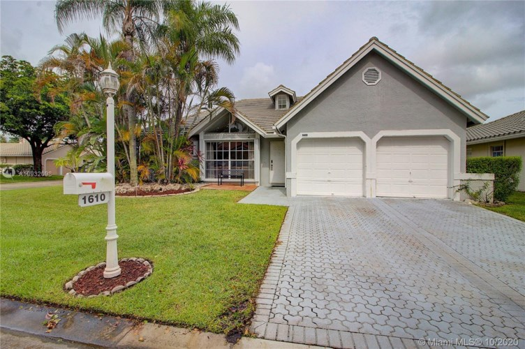 1610 NW 106th Ln, Coral Springs, FL 33071