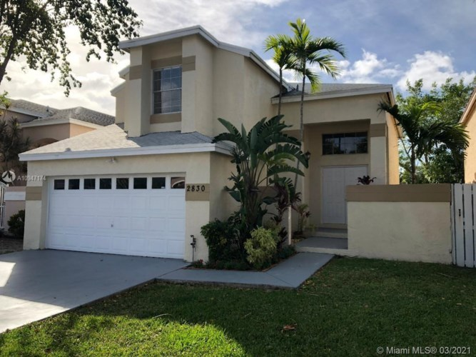 2830 River Run Ter, Miramar, FL 33025