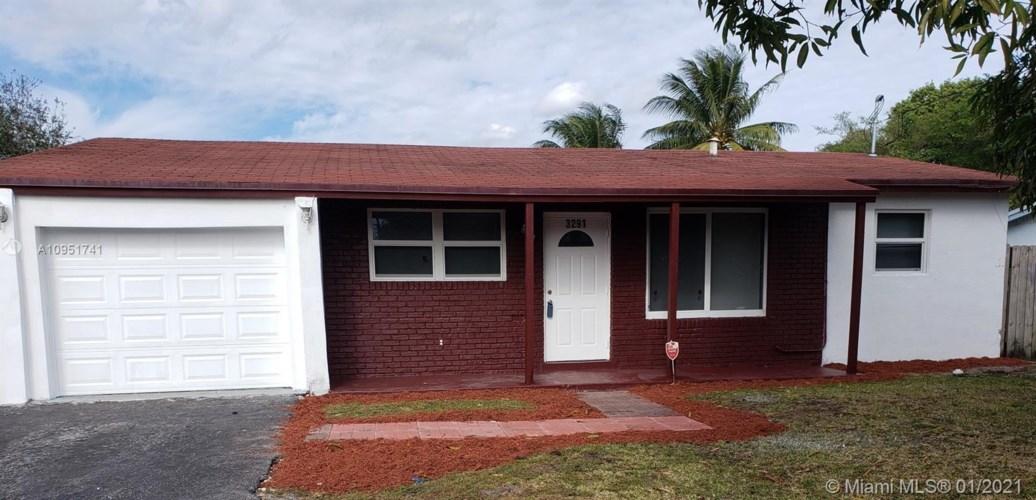 3291 NW 16th St, Lauderhill, FL 33311