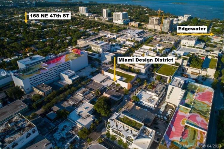168 NE 47th St, Miami, FL 33137