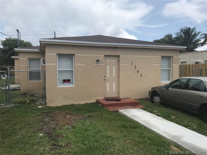 1343 NE 110th Ter  #1, Miami, FL 33161