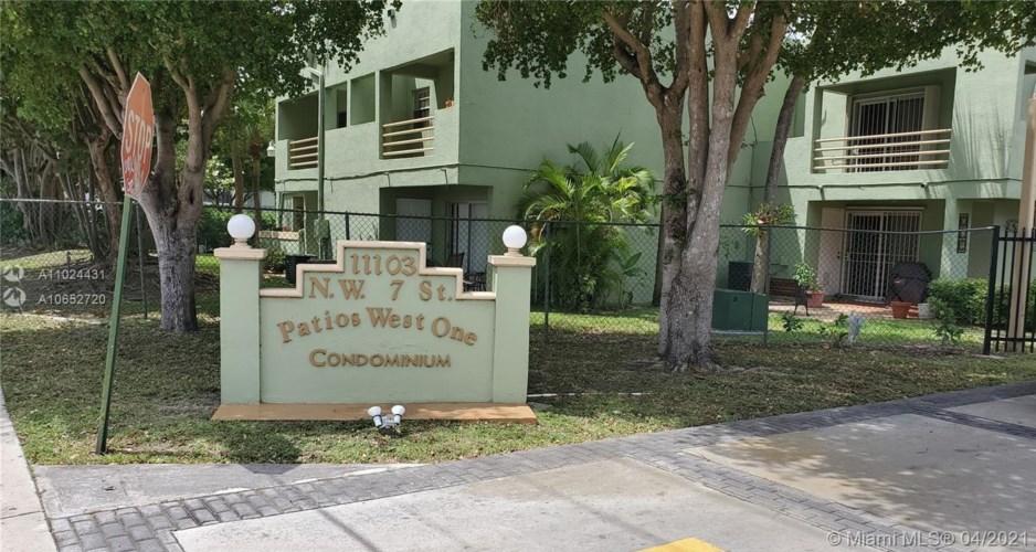 11143 NW 7th St  #201-5, Miami, FL 33172