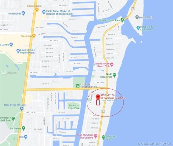 3232 NE 12th St, Pompano Beach, FL 33062